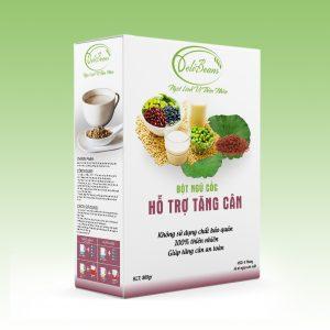 Deli Beans - Bột ngũ cốc tăng cân, giảm cân, dinh dưỡng, gym, trẻ em 17 - Deli Beans