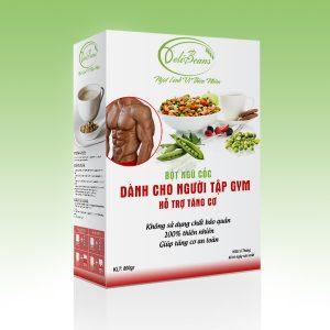 Deli Beans - Bột ngũ cốc tăng cân, giảm cân, dinh dưỡng, gym, trẻ em 18 - Deli Beans