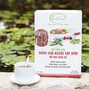Bột ngũ cốc tăng cơ DeliBeans - tập GYM (Hộp 800g) 8 - Deli Beans