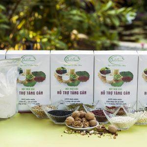 Bột ngũ cốc hỗ trợ tăng cân DeliBeans (Hộp 800g) 7 - Deli Beans