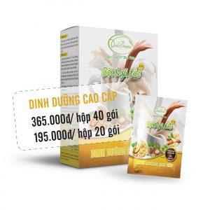 Bột ngũ cốc dinh dưỡng cao cấp DeliBeans (Hộp 20 gói) 5 - Deli Beans