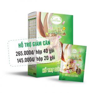 Bột ngũ cốc hỗ trợ giảm cân DeliBeans (Hộp 20 gói) 6 - Deli Beans