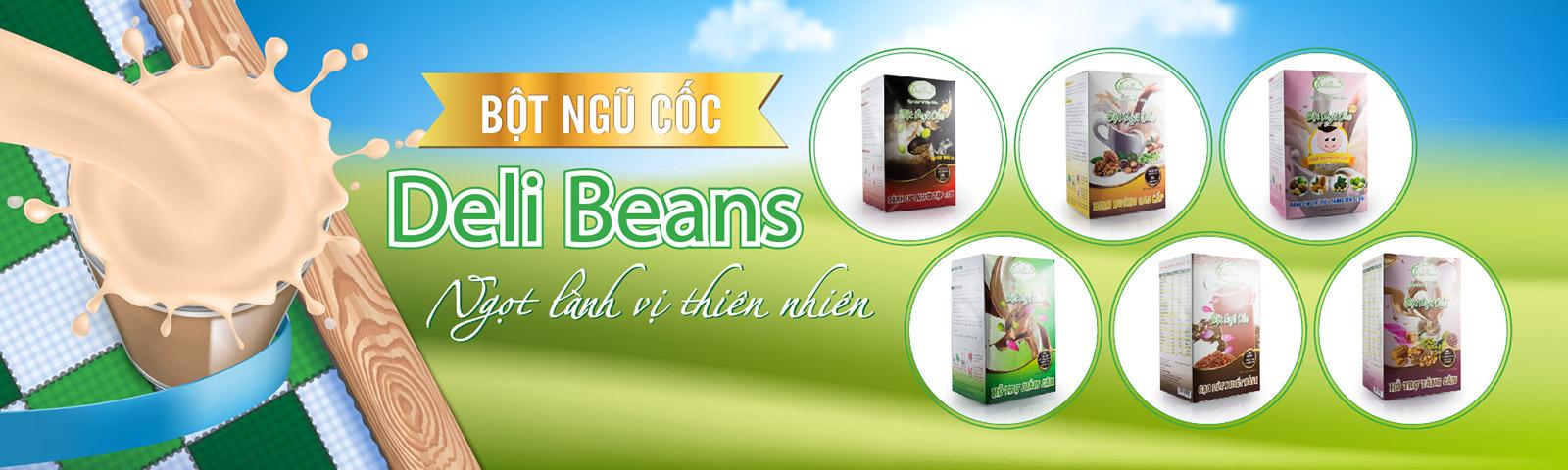 Deli Beans - Bột ngũ cốc tăng cân, giảm cân, dinh dưỡng, gym, trẻ em 9 - Deli Beans