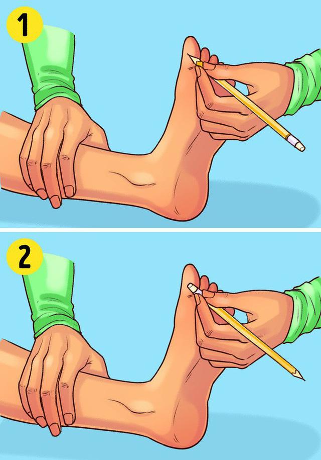 Có thể tự làm tại nhà những bài kiểm tra sức khỏe đơn giản 7 - Deli Beans