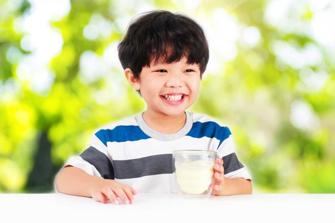 Bí quyết giúp tăng chiều cao cho trẻ em 1 - Deli Beans