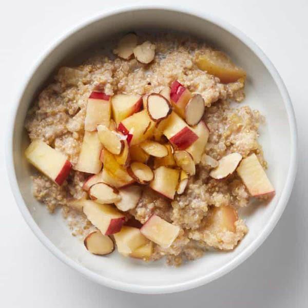Không cần nhịn ăn, bạn có thể giảm cân nhanh và an toàn bằng bột ngũ cốc 3 - Deli Beans