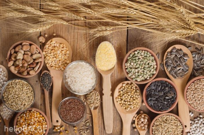 Chế độ ăn cho bà bầu tại sao nên thêm bột ngũ cốc vào ?
